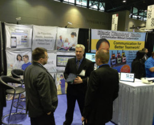 Chicago Midwinter 2016 Booth