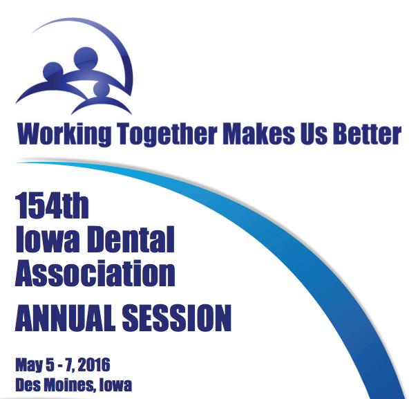 Iowa Dental Association Annual Session, XLDent Dental Software