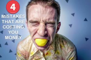 4-mistake-costing-money